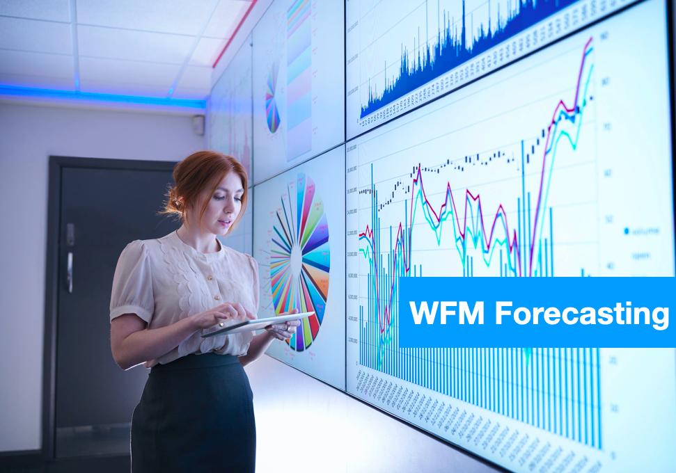 WFM Forecasting