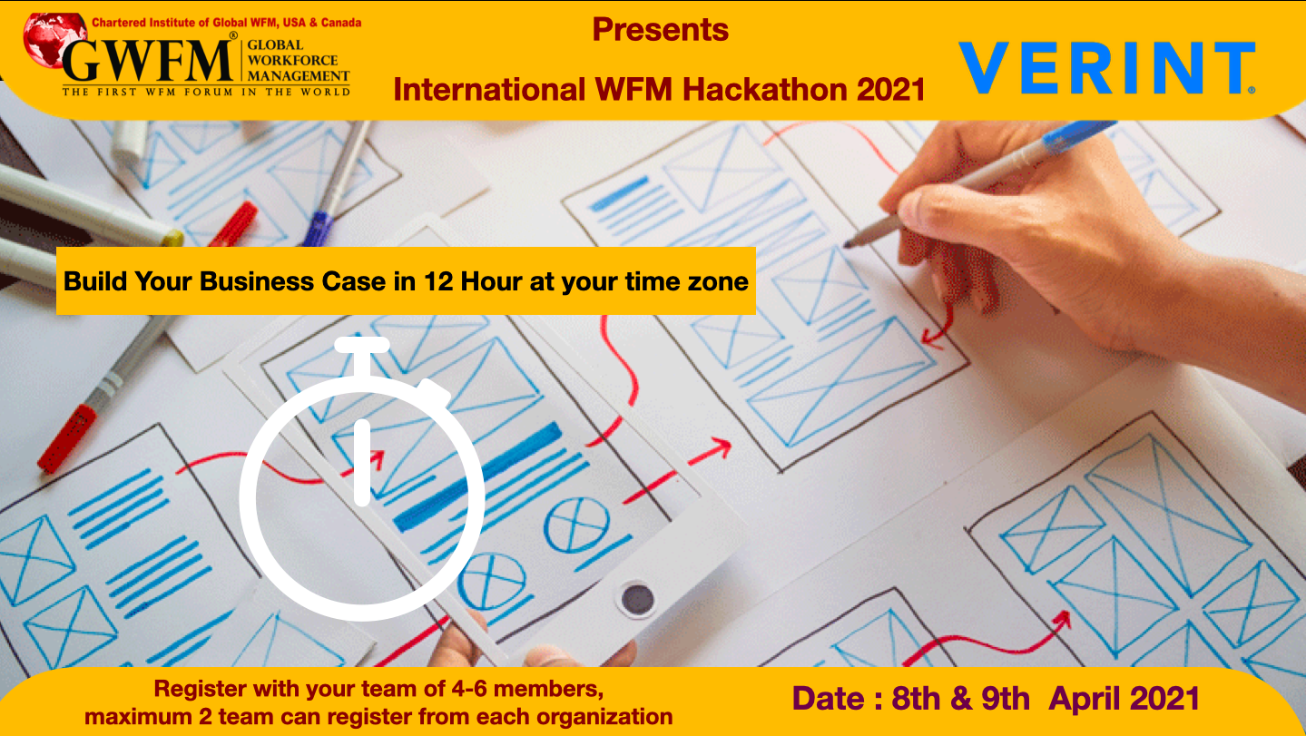 International WFM Hackathon 2021
